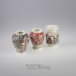 Vaza ceramica decor 21cm
