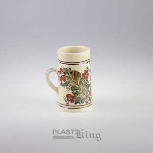 Cana pentru bere din ceramica 200ml