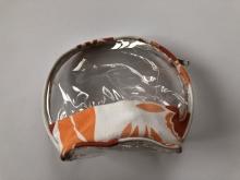 Geanta cosmetice transparent