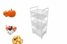 Raft legume metal 3 etaje